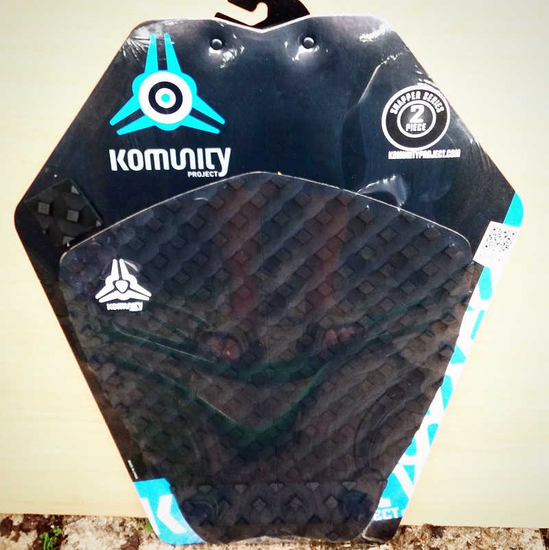 bf227126b914 Komunity Project Surfboard Tailpads, snapper Black – Surfboards for ...