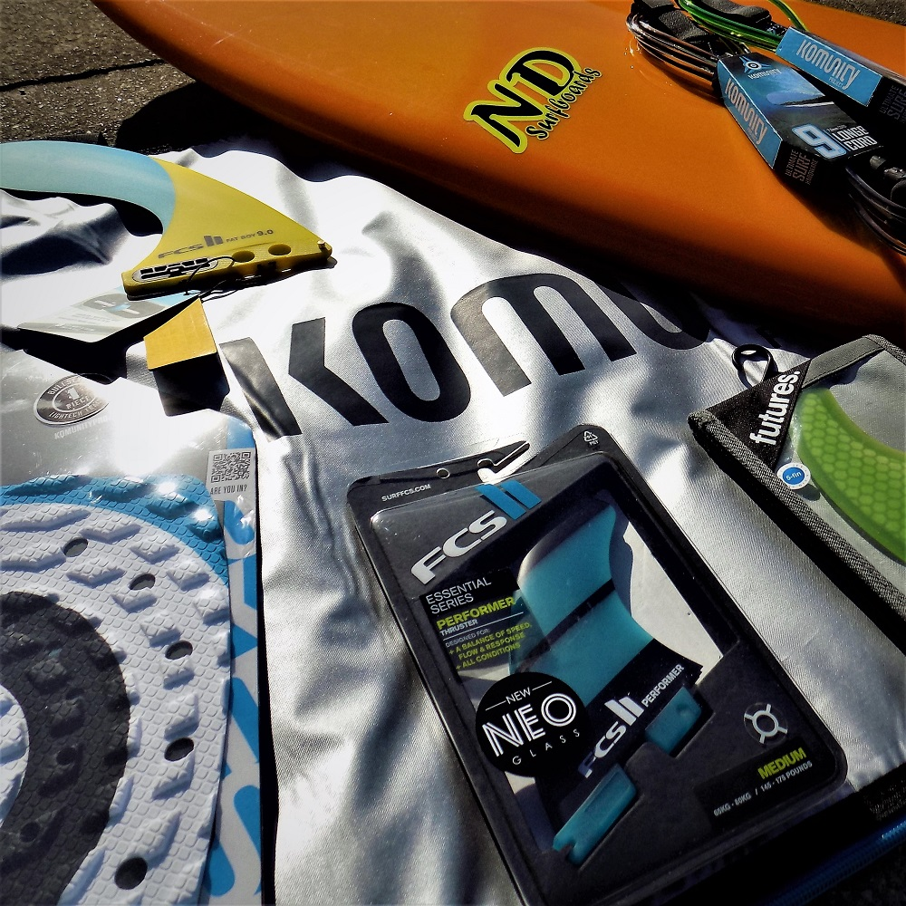 Surfboards and Surf Accessories for sale UK
