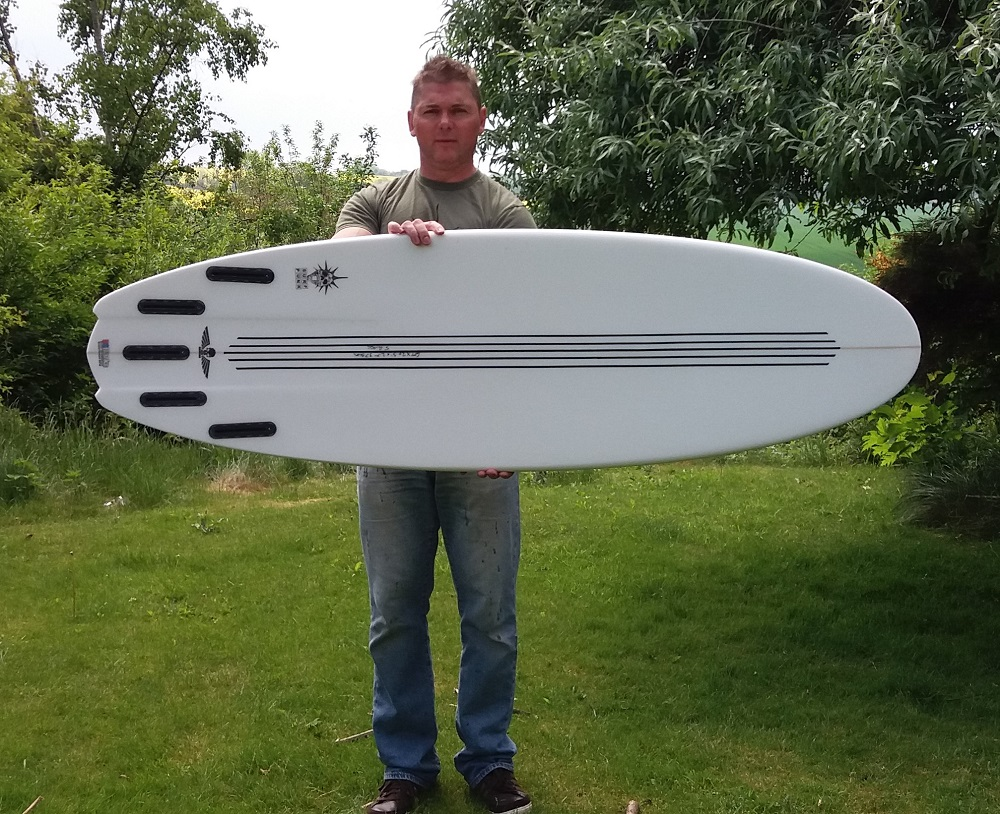 Surf Punk, Shortboard