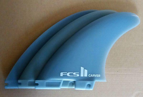 FCS11 Carver thruster fins
