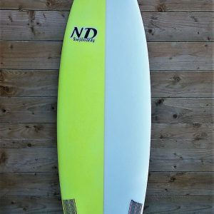 Shortboard Surfboards UK, Grovely Bear