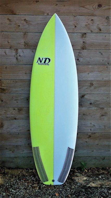 Shortboard Surfboards UK, Grovely Bear