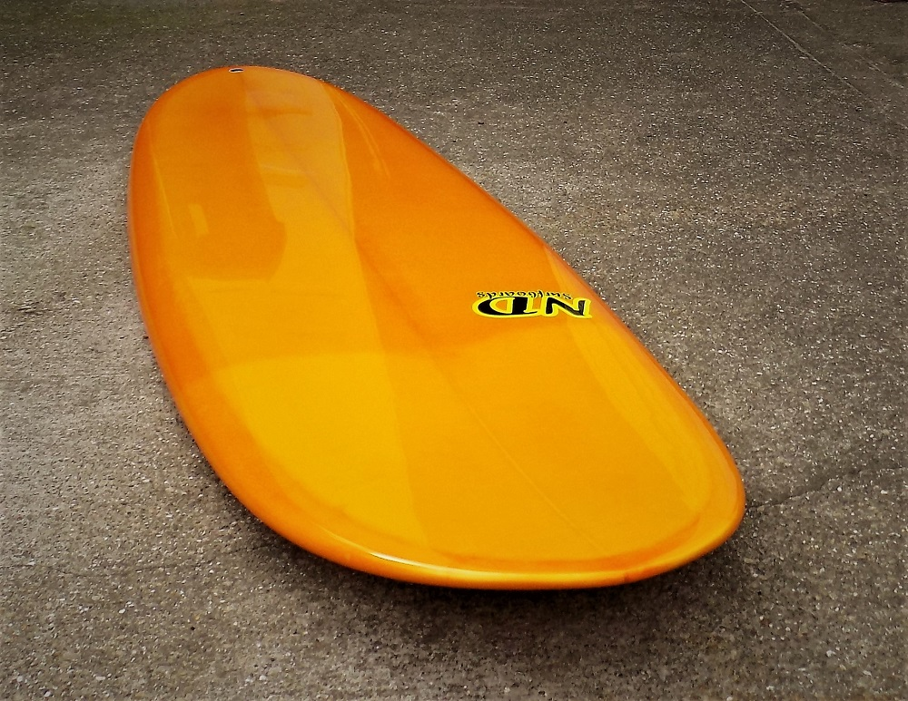 Sea Bean Funboard Surfboard 6ft  37ltr – Surfboards for sale   ND ... b19ed78d0684