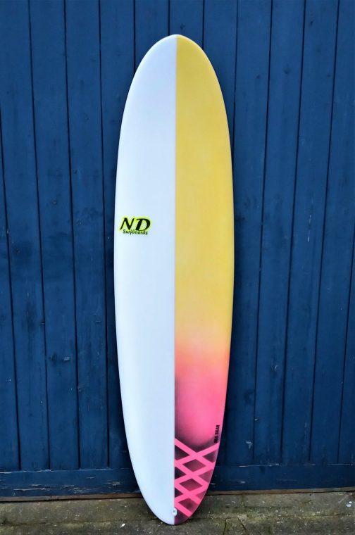 Sea Bean Funboard/ Surfboards