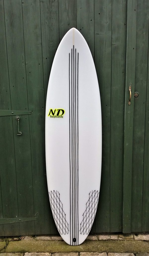 6ft Bandit shortboard for sale