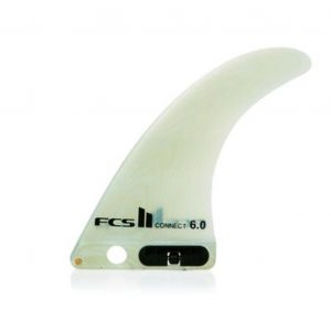 "6"" FCS11 CONNECT LONGBOARD FIN"