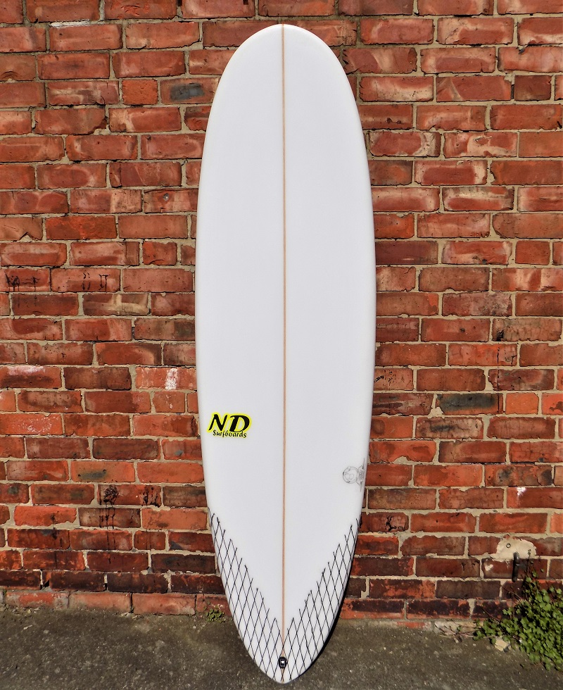 Funboard Surfboards, The Round Robin