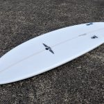 Fish Surfboards, The Cooly Weirdy
