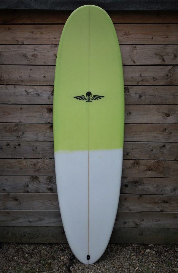 ND Surfboards, Round Robin funboard