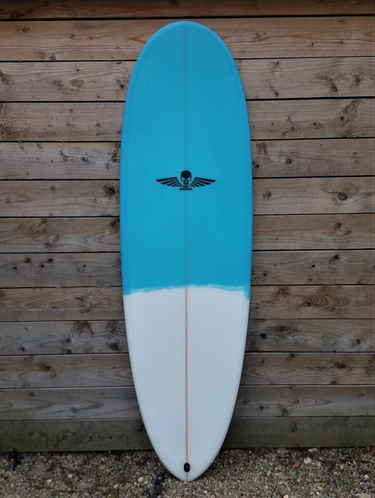 Funboard Surfboards, Round Robin