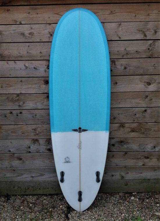 Thruster fin Round Robin Surfboard