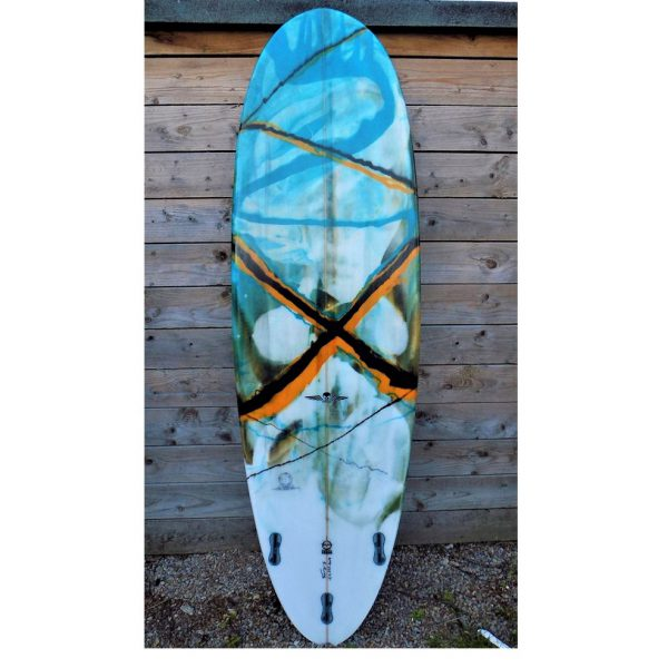 Round Robin Funboard Surfboard