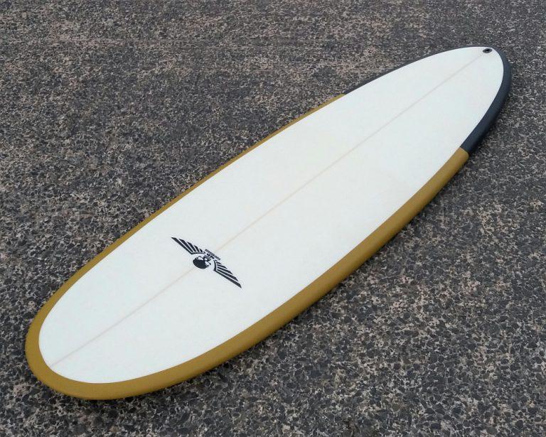 Eco Surfboard, Hemp construction