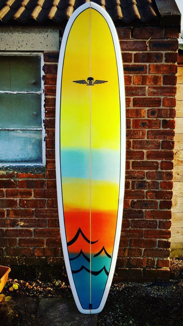Custom Minimal Surfboards