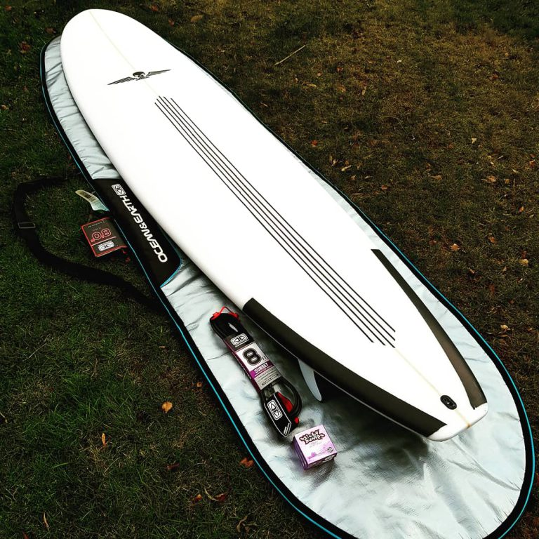Learner Surfboard Package, Minimals