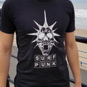 Tee Shirt for sale, Surf Punk