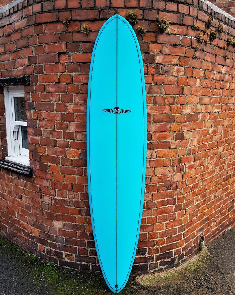 Longboards, The Zulu Longboard
