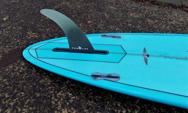 Surfboards sold in the UK