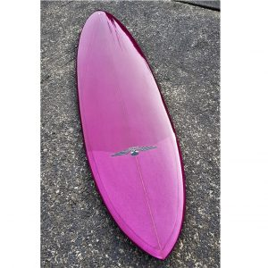 Mid Length Pintail Surfboards