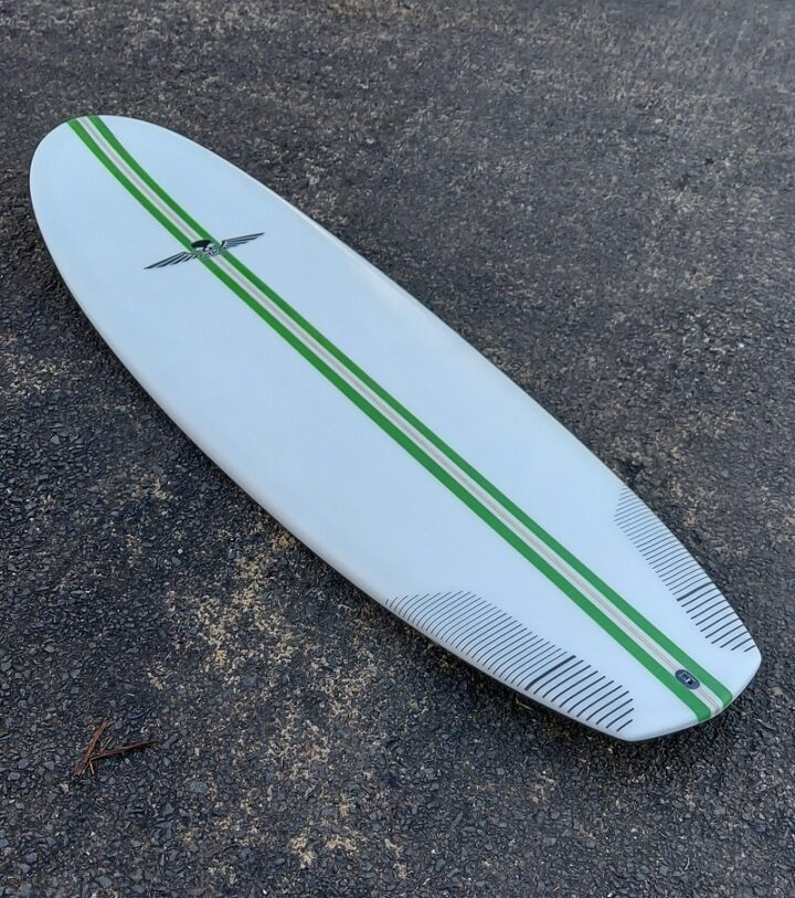Funboard Surfboard